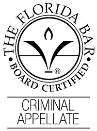 Board Certified for The Florida Bar logo